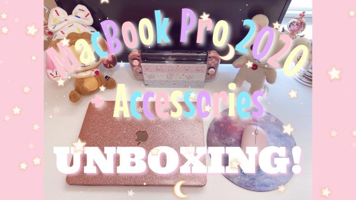 MacBook Pro 2020Unboxing!